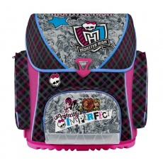 Tornister Monster High, Campus TORMH00 tornistry, plecak