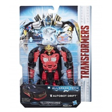 Transformers® Transformers All Spark Tech Autobot Drift Hasbro© C3367 C3420