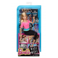 Barbie® Lalka Made To Move™ Mattel DHL81 DHL82