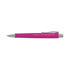 Długopis Poly Ball XB pink Faber-Castell 241128