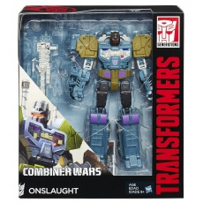 Onslaught Transformers Generations Combiner Wars Hasbro B0975 B4663