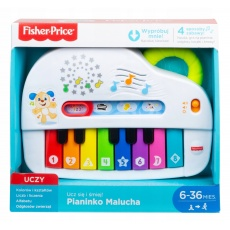 Fisher Price Pianinko Malucha Mattel GFK02