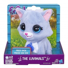 FurReal™ The Luvimals Maskotka Interaktywny Kotek Hasbro® C2173 C2177