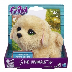 FurReal™ The Luvimals Maskotka Interaktywny Piesek Hasbro® C2173 C2288