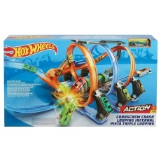 Hot Wheels® Action Tor Pętle grozy Mattel FTB65