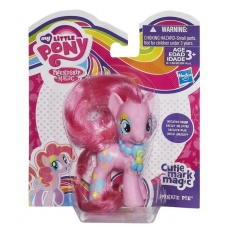 Kucyk podstawowy Pinkie Pie Cutie mark magic My Little Pony Hasbro B0384 B1188