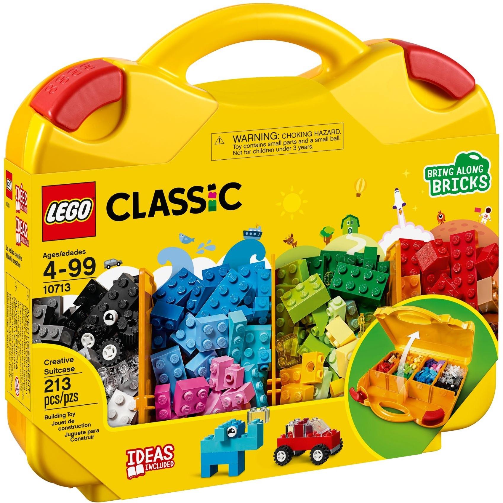 Lego Classic 10713 Kreatywna Walizka Sklep Kleks
