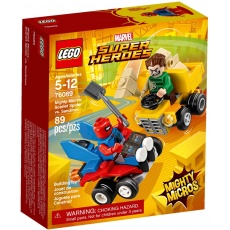 LEGO® Marvel™ Super Heroes Mighty Micros 76089 Spider-Man vs. Sandman