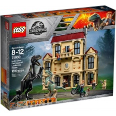 LEGO® Jurassic World™ 75930 Atak indoraptora