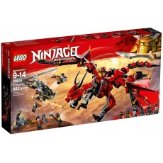 LEGO® NINJAGO® 70653 Firstbourne