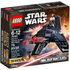 LEGO® Star Wars Microfighters 75163 Imperialny wahadłowiec Krennica