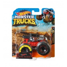 Monster Trucks Metalowy pojazd Bone Shaker Hot Wheels FYJ44 GJF00 Mattel