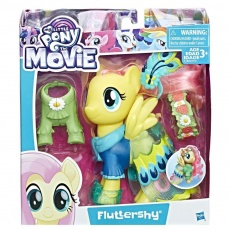 My Little Pony Movie Kucykowe Damy Fluttershy Hasbro C0721 C1820