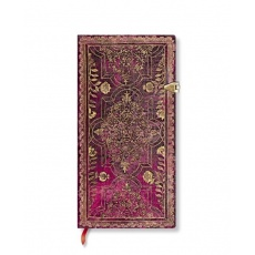 Paperblanks Notes w linie slim Amaranth