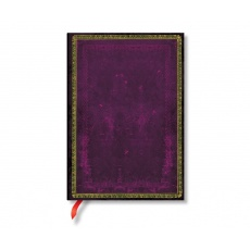 Paperblanks® Old Leather Classics Cordovan Notes w linie midi