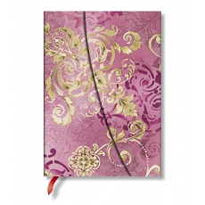 Paperblanks® Polished Pearl Notes w linie midi