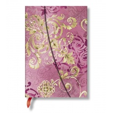 Paperblanks® Polished Pearl Notes w linie mini