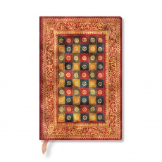 Paperblanks® Venetian Mornings Fiamma Notes w linie midi