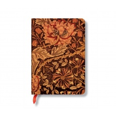 Paperblanks® William Morris Honeysuckle Notes w linie midi