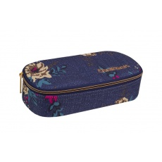 Piórnik saszetka CoolPack Campus A058 Blue Denim Flowers Patio 86339CP