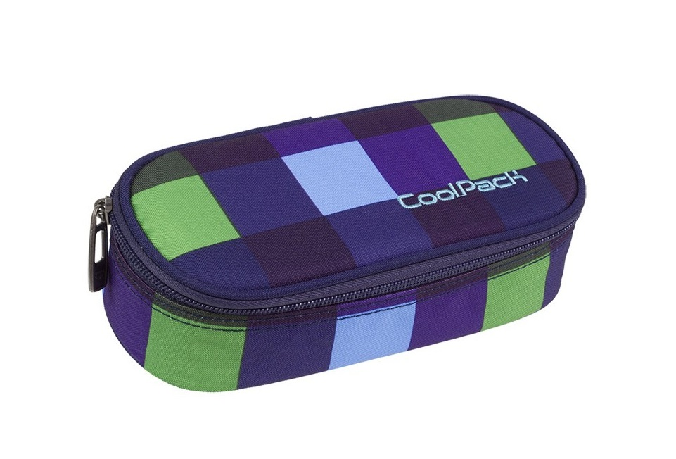Piórnik saszetka CoolPack Campus A519 Criss Cross Patio 82188CP