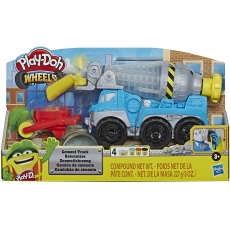 Play-Doh Wheels Ciastolina Betoniarka Hasbro E6891