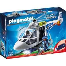 Playmobil City Action 6921 Helikopter policyjny