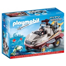 Playmobil City Action 9364 Amfibia