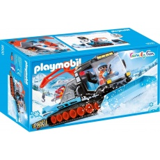 Playmobil Family Fun 9500 Ratrak
