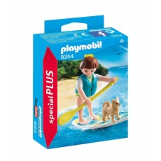Playmobil Special Plus 9354 Stand Up Paddling