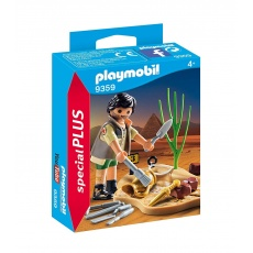 Playmobil Special Plus 9359 Archeolog