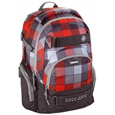 Plecak Coocazoo CarryLarry II Red District Hama 129959