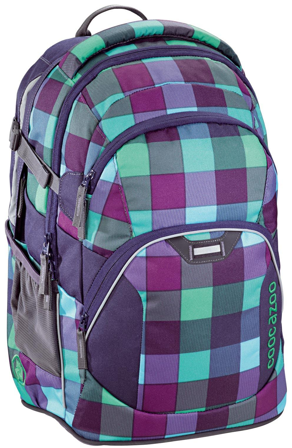 Plecak Coocazoo JobJobber II Green Purple District Hama 129956 PRS