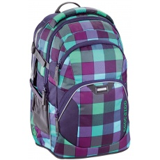 Plecak Coocazoo JobJobber II Green Purple District Hama 129956