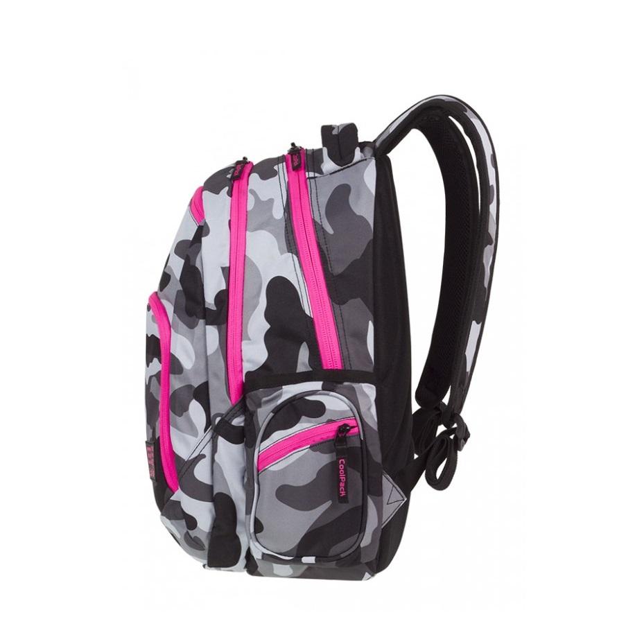 b00e0917fe101 Plecak CoolPack Break A356 Camo Pink Neon Patio 89012CP :: Sklep Kleks