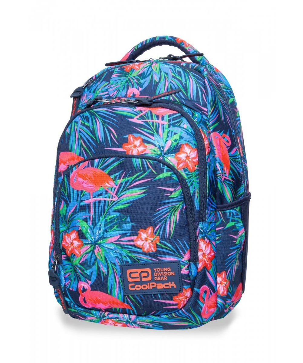 Plecak szkolny CoolPack Vance B37126 Pink Flamingo Patio