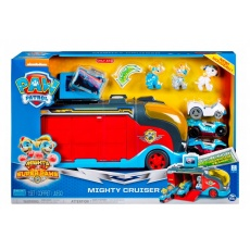 Psi Patrol Mighty Cruiser Transporter Spin Master 6054649