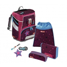 Tornister Step By Step Space Popstar Set 5 cz. Hama 138946 PRS
