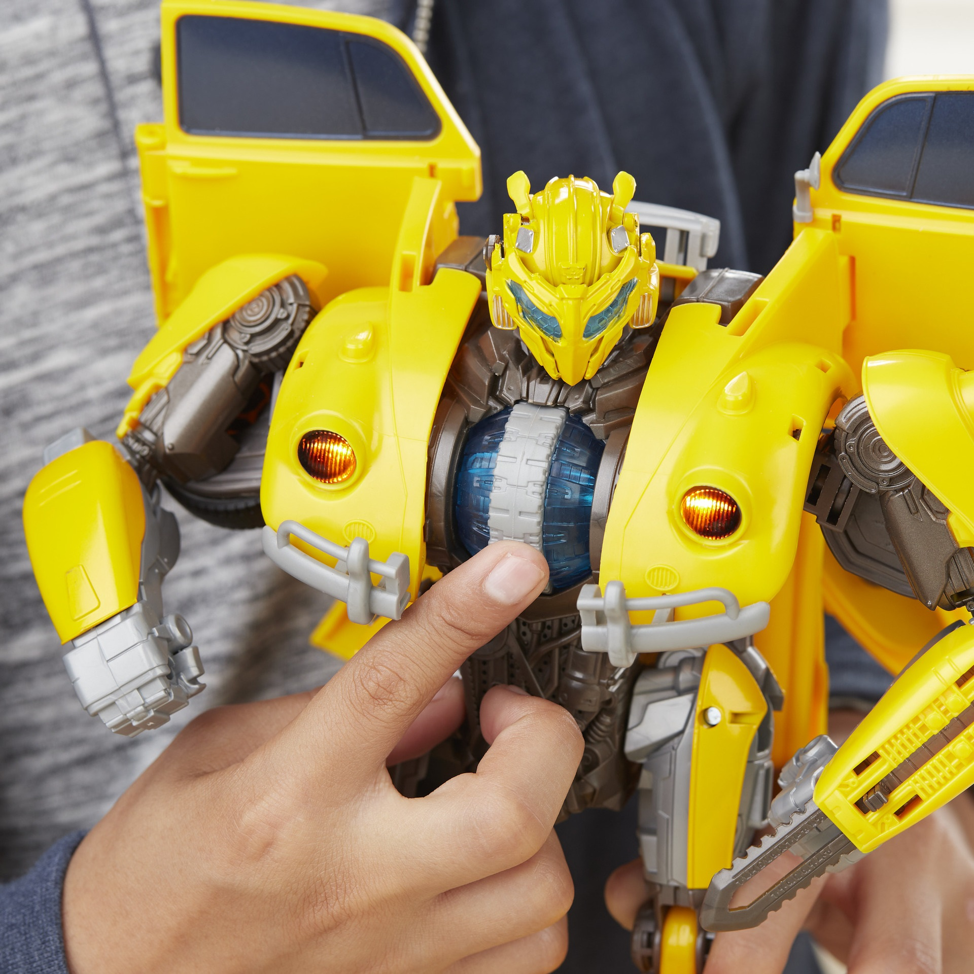 Transformers® Power Charge Bumblebee Hasbro E0982